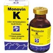 MONOVIN K 20ML VITAMINA COAGULAÇÃO ANTI-HEMORRÁGICO BRAVET