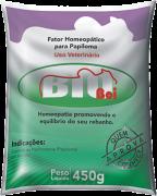 BIOBOI HOMEOPATIA PACOTE 450G FATOR CONTROLE DE PAPILOMA VERRUGA FIGUEIRA OU PAPILOMATOSE MEDICAMENTO HOMEOPÁTICO BOVINO