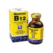 MONOVIN B12 20ML VITAMINA ANEMIAS MACROCÍTICAS REUMATISMOS HEMORRAGIAS BRAVET