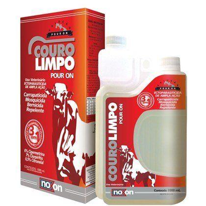 COURO LIMPO POUR ON 1LITRO   - NOXON   - Raça Virtual