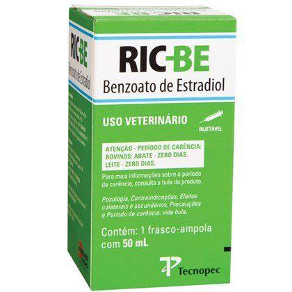 RIC-BE 100 ML - ESTRADIOL  - Raça Virtual