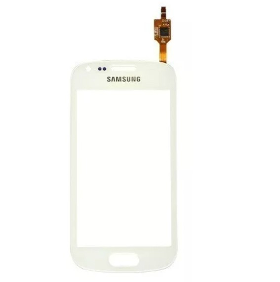 Touch Samsung S Duos Gt-S7562 1 Linha Branco