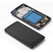 Display Lcd Com Tela Touch e Aro Frontal LG Nexus 5 D820 D821