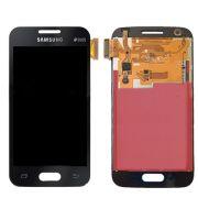Frontal Touch e Lcd Samsung G313 Cinza Flex Longo