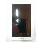 Frontal Samsung Tab 2 P3100 com Aro Frontal