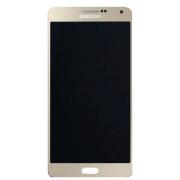 Frontal Samsung A7 Sm-A700 Dourado