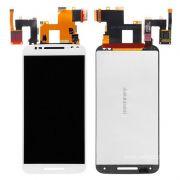 Frontal Touch e Lcd Motorola Moto X Style Xt1572 5.7 Polegadas Branco