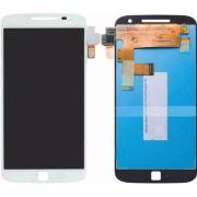 Display Lcd com Tela Touch Motorola Moto G4 PLUS XT1640 Xt1644 Branco