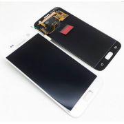 Frontal Touch e Lcd Samsung S7 SM-G930 Branco Original