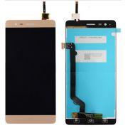 Display Lcd Com Tela Touch Lenovo Vibe K5 A6020 Dourado Gold