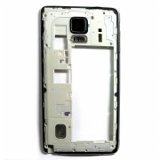 Carcaça Traseira Samsung Galaxy N910C Note 4 Preto