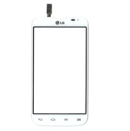 Touch LG L70 Dual D325 Branco - 1 Linha