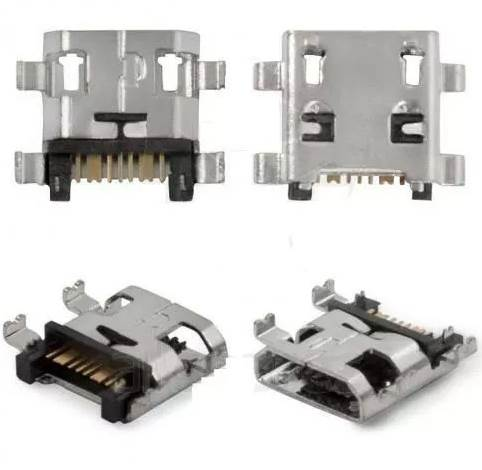 Conector de Carga Samsung Sm-G110 Pocket 2 Compatível 9192 I8262 G110 S5310 S5312 S6313
