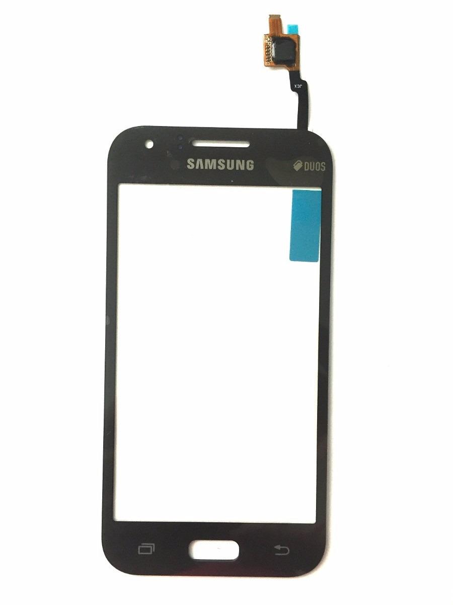 Touch Samsung J1 J100 Preto 1 Linha