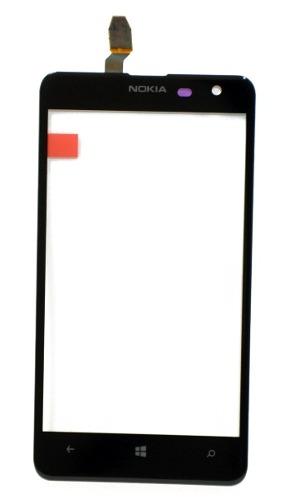 Touch Nokia Lumia 625 Rm 941 Rm 943 Preto - 1ª Linha
