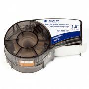 Etiqueta / Fita para Rotuladora Brady (38,10 MM X 4,20 M) VINIL BRANCO - M21-1500-427