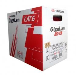 Caixa de Cabo CAT6 c/ 305 mts Gigalan Furukawa