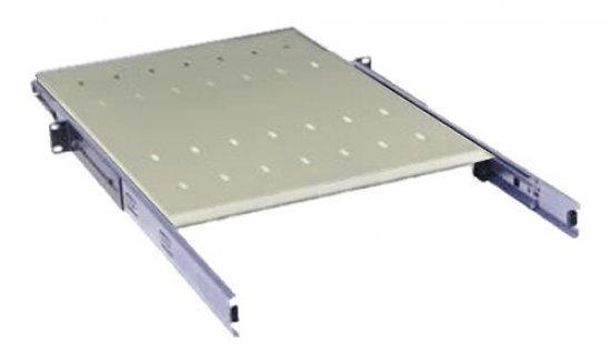 Bandeja Deslizante 300mm 1U P/ RACK 19´ NETworkBOX