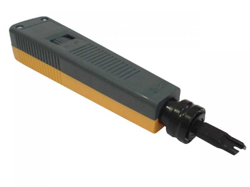 Alicate de Terminação/Inserção PunchDown IDC 110 NetworkBOX