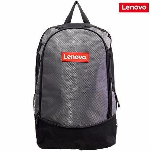 Caixa com 10 Mochilas Lenovo 600 P/ Notebook / Escolar em Poliester