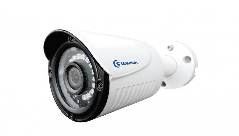 Camera Bullet Externa Greatek AHD S+ 1000H 20m Lente 2.8mm - SEGC-1025G