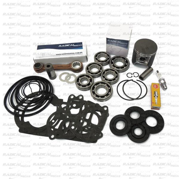 Kit Completo de motor para Jet Ski Sea Doo 800cc  - Radical Peças - Peças para Jet Ski
