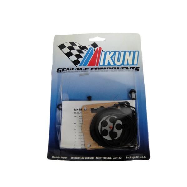 Reparo Carburador Mikuni 38/42/44 para Jet Ski Sea Doo Original ANTIGO  - Radical Peças - Peças para Jet Ski
