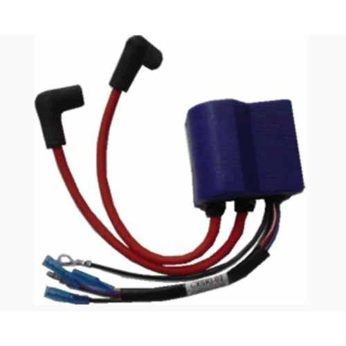 Caixa de ignição para motores de 2 cilindros, 25hp e 30hp. Ano de 1986 à 1994  - Radical Peças - Peças para Jet Ski