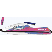 Kit Adesivos - Jet Ski Yamaha - SUPER JET 94
