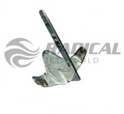 Âncora Bruce aço Inox - 2 Kg