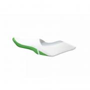 Capa de Banco para Jet Ski Sea Doo GTI 130 2011 à 2013 Verde/Prata/Branca