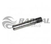 Eixo Acoplador para Jet Ski Yamaha 160mm Rosca 24mm