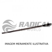 EIXO TRANSMISSÃO PARA JET SKI  RXP 4 TEC 630MM C/ROSCA
