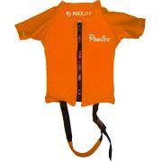 Flutuador Infantil Laranja Proteção UV UPF50 +