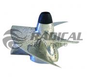 Hélice Solas 12/18 144mm para Jet Ski Yamaha Super Jet 700 08/12