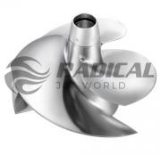 Hélice Solas para Jet Ski Yamaha Vxr/Vxs/Fx Sho 09/12 155mm 13/22