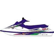 Kit Adesivo Jet Ski Kawasaki XI 1994