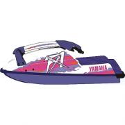 Kit Adesivo Jet Ski Yamaha FX1 1997