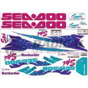 Kit Adesivo Sea Doo SPI 94