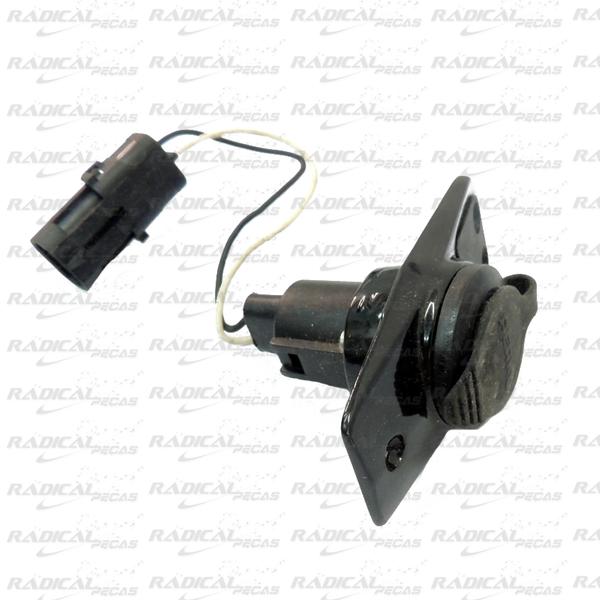 Conector da Lampada para Jet Ski Sea Doo Challenger/Speedster/Sportster  - Radical Peças - Peças para Jet Ski