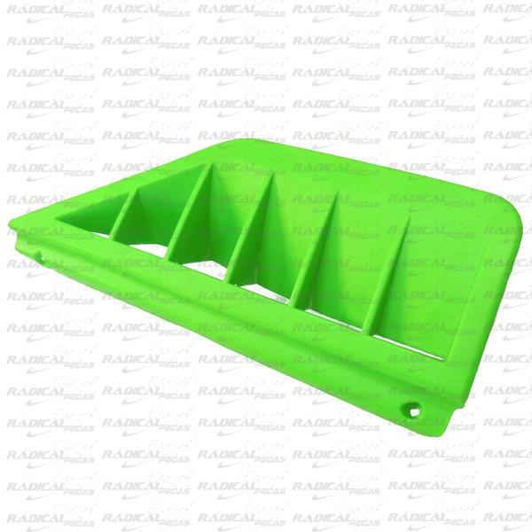 Grade Lateral Jet Ski Sea Doo SPX Verde LH*  - Radical Peças - Peças para Jet Ski