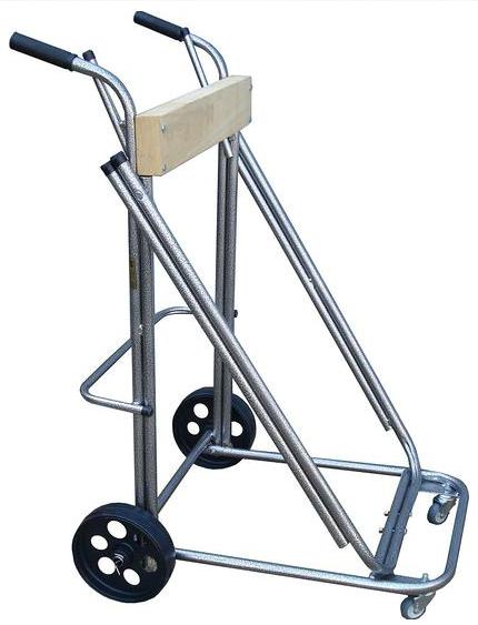 Carrinhos Para Motores de Popa até 40 HP+  - Radical Peças - Peças para Jet Ski