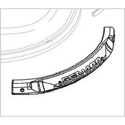 Parachoque Frontal para Jet Ski Sea Doo RXT/RXP/GTI/GTX*  - Radical Peças - Peças para Jet Ski
