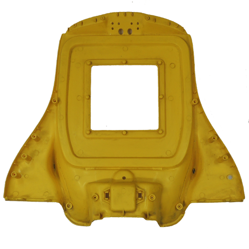 Carenagem Frontal Inferior para Jet Ski Sea Doo SPX Amarela*  - Radical Peças - Peças para Jet Ski
