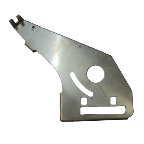 Placa Fixação Alavanca Ré para Jet Ski Sea Doo GT 91*  - Radical Peças - Peças para Jet Ski