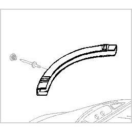 Parachoque Preto para Jet Ski Sea Doo 291000494  - Radical Peças - Peças para Jet Ski