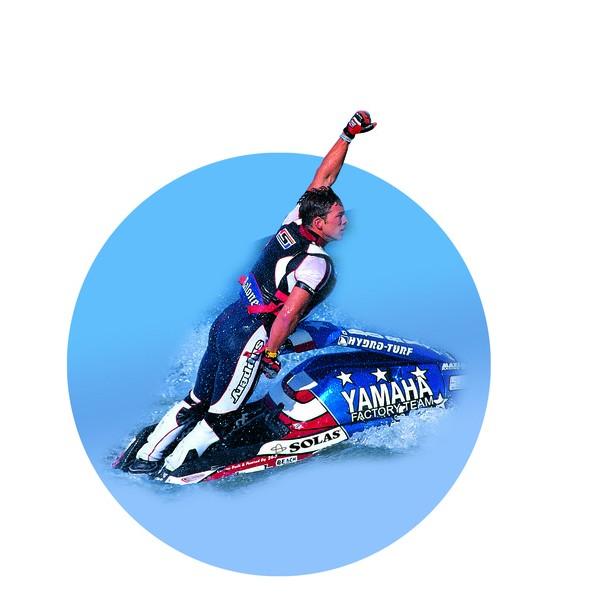 Hélice Solas para Jet SKi Yamaha Wave raider 700 94/97 - Super jet 700 94/07 144mm 13/17  - Radical Peças - Peças para Jet Ski