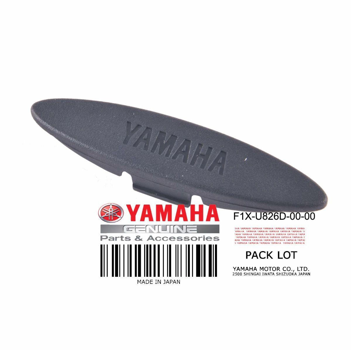 ACABAMENTO DO GANCHO LATERAL YAMAHA  - Radical Peças - Peças para Jet Ski