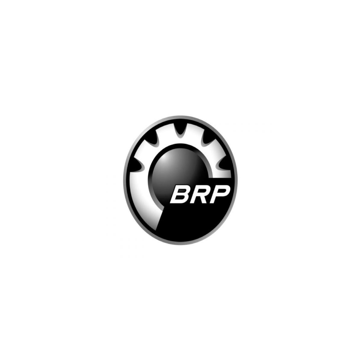 Adesivo Logo BRP para Jet Ski 48mm  - Radical Peças - Peças para Jet Ski