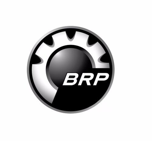 Adesivo logotipo BRP Jet Ski 68mm 4 Tempos   - Radical Peças - Peças para Jet Ski